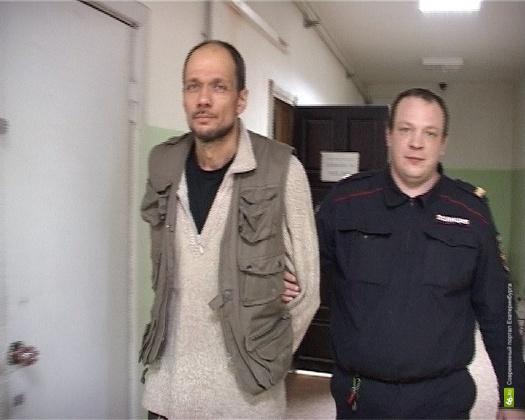 Подозреваемый в налете на АЗС екатеринбуржец хранил оружие на работе