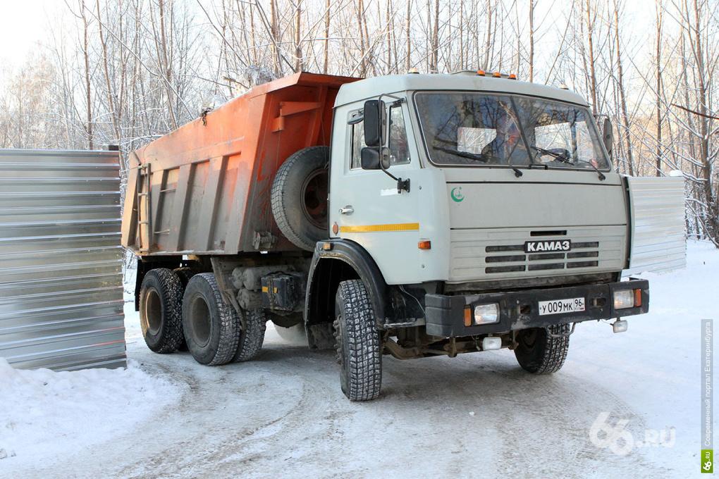 Платный проезд по федеральным трассам для грузовиков отложили на год
