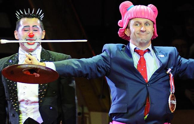 Цирк с Артюхом: «Я не стушевался и сыграл роль клоуна»