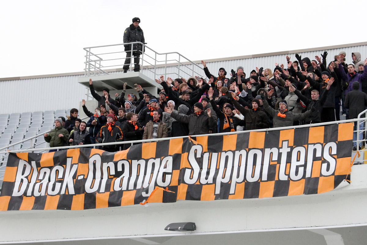 Пермяков наказали за провокацию перед футбольным матчем с «Уралом»