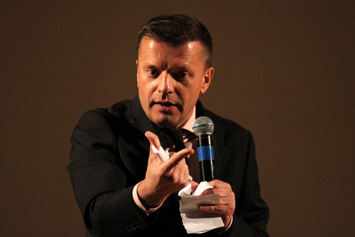 Леонид Парфенов: «Ройзман — редкий человек, так как хочет что-то изменить»