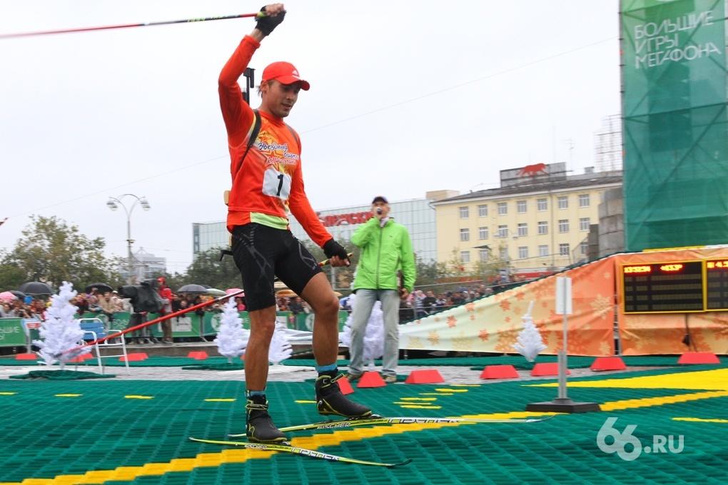 Уральский биатлонист Шипулин стал спортсменом года по версии GQ