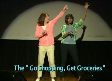 Видео с танцующей Обамой стало хитом на YouTube