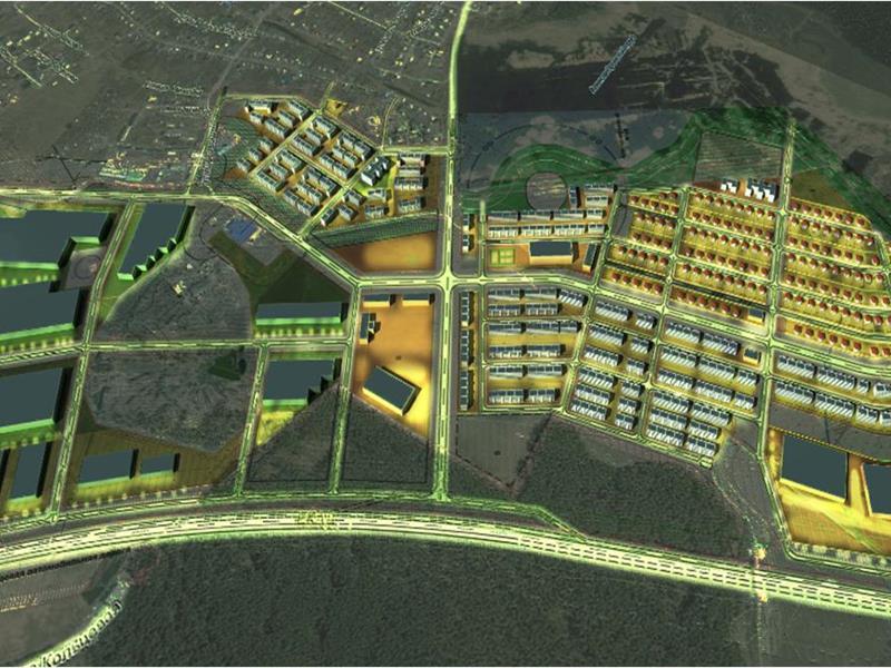 Под Екатеринбургом построят мини-город. Если область денег даст