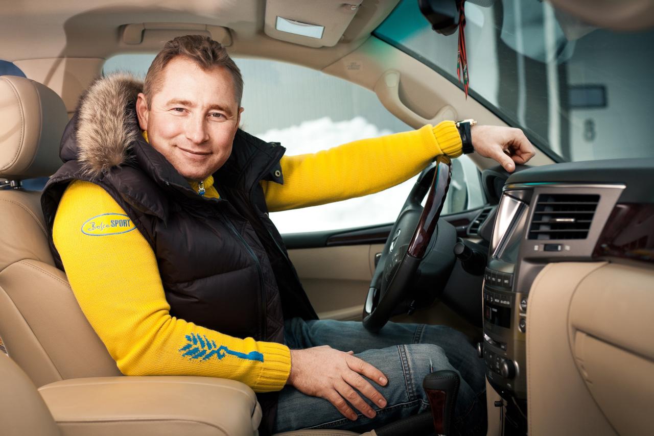 VIP-тест: монолог Брозовского об авто, бизнесе, политике