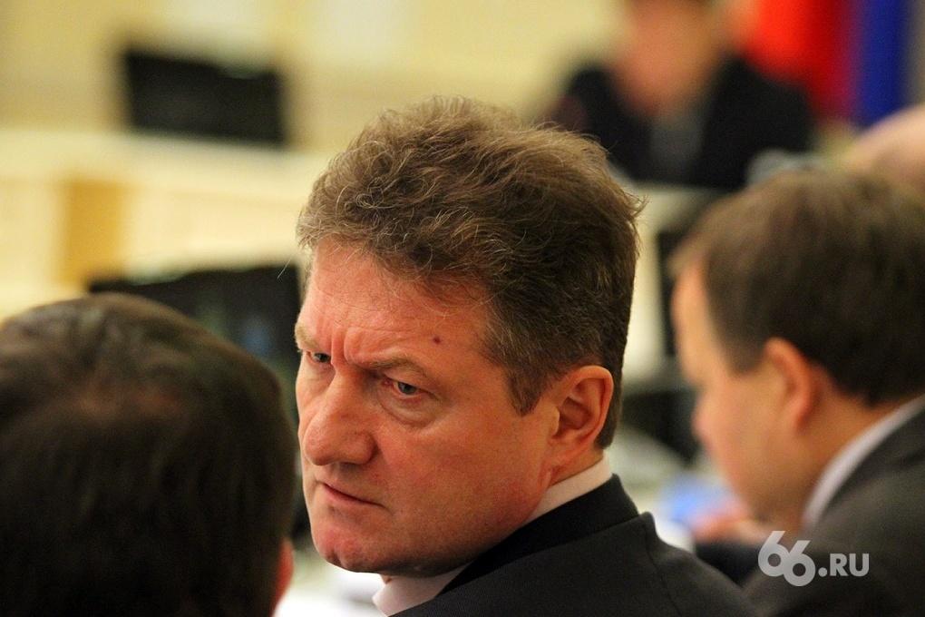 Андрей Козицын попросил у губернатора очередных налоговых льгот