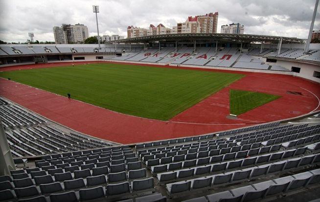 На реконструированном Центральном стадионе будут проводиться концерты