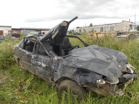В Кушве пьяный водитель устроил ДТП, в котором погибла его бывшая жена