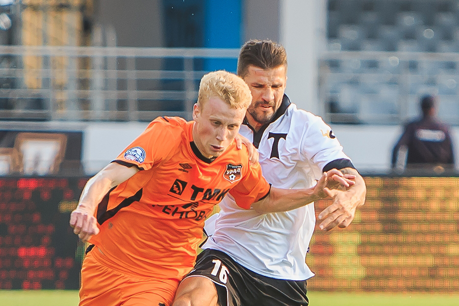Три футболиста «Урала» вызваны на решающие матчи отбора к молодежному «Евро-2015»