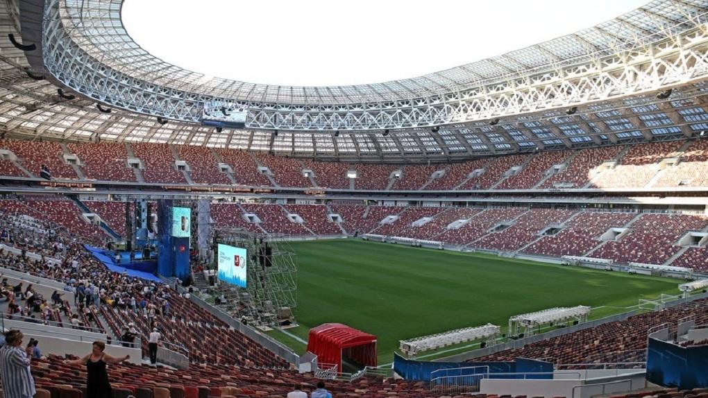 Сборная России пофутболу сыграет саргентинцами вматче открытия «Лужников»
