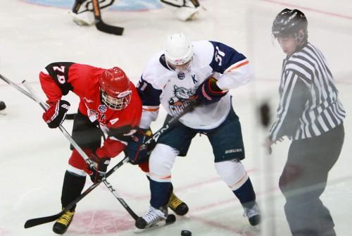 Хоккеисты «Авто» завершили чемпионат МХЛ победой