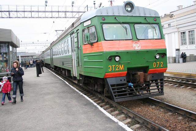На Урале отменят маршруты 16 электричек