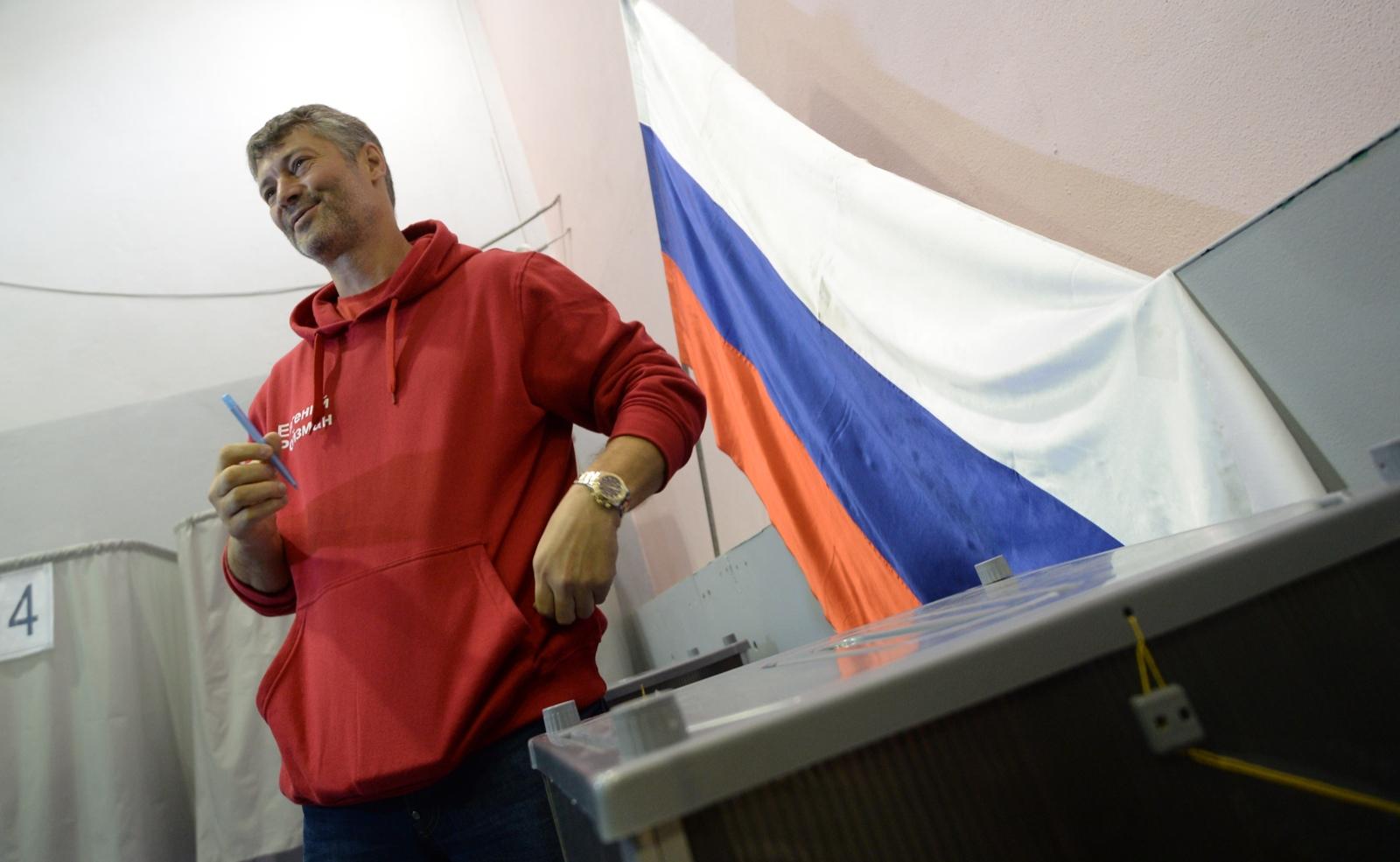 Итоги выборов. Евгений Ройзман — новый мэр Екатеринбурга
