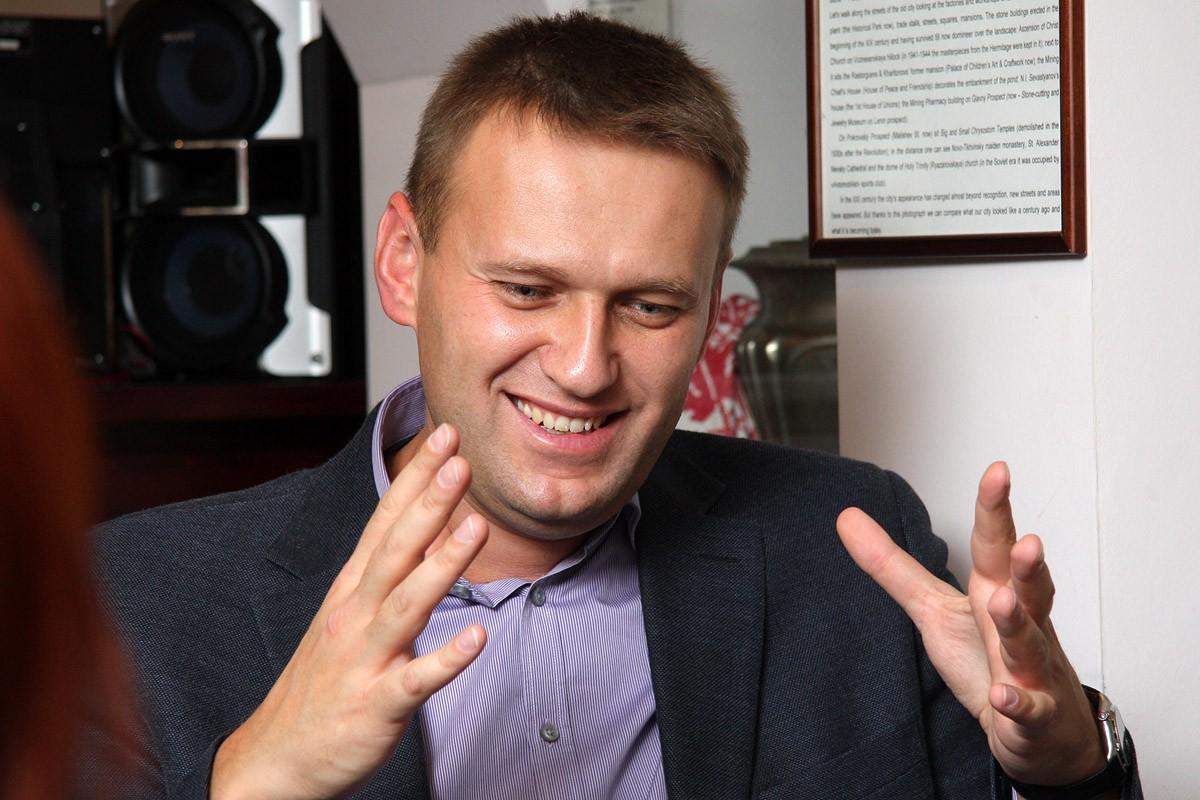 Навального подозревают в хищении 100 миллионов у «Союза правых сил»