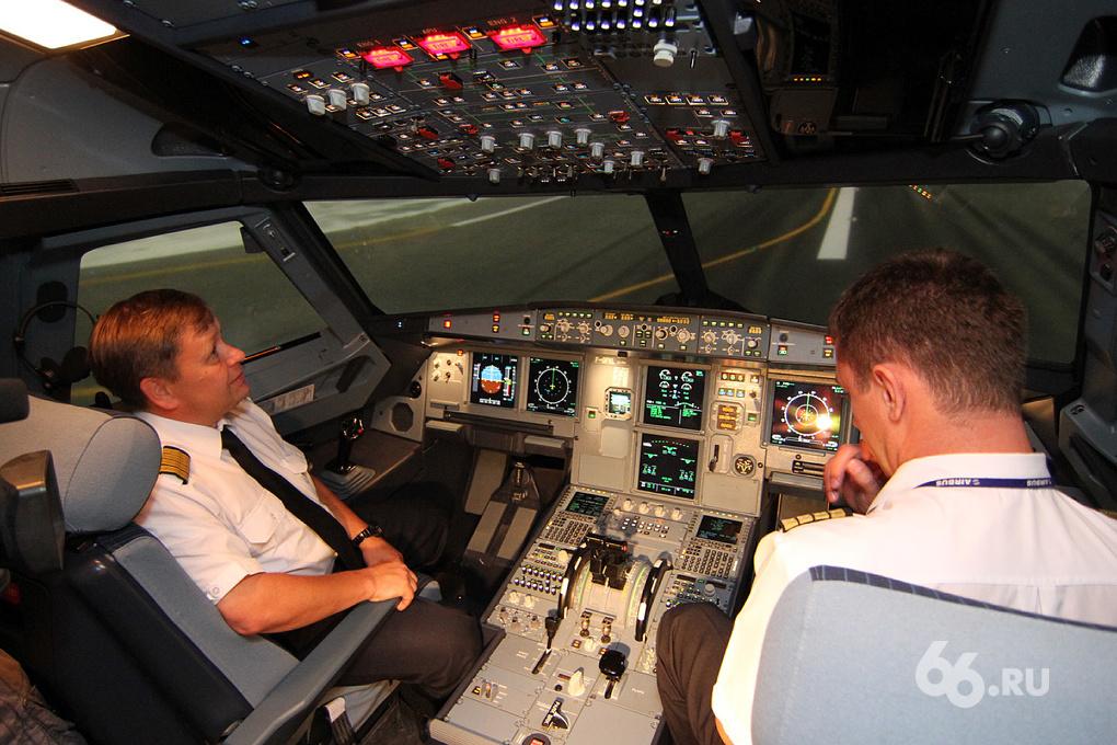 Хулиганы пытались ослепить лазером пилотов при посадке в Кольцово