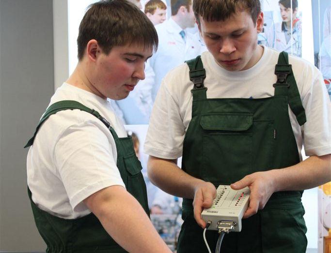 Чемпионат России по мехатронике выиграли студенты из Первоуральска