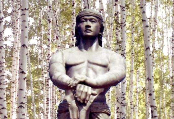 Памятник филиппинскому герою Лапу-Лапу появится в Монетном