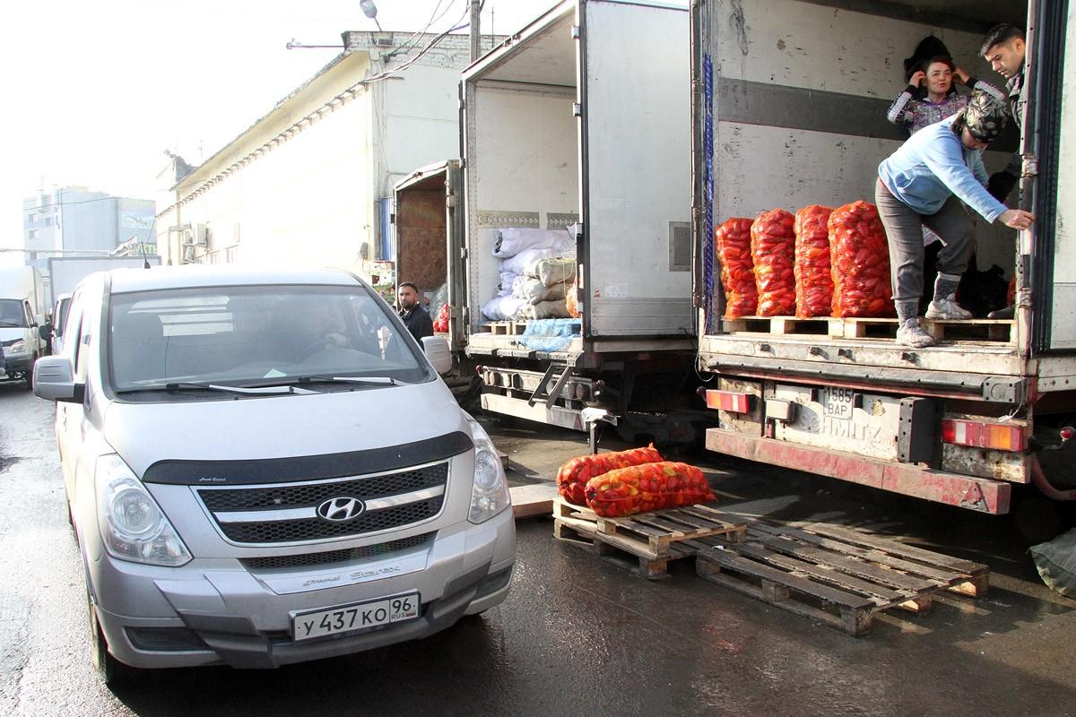 Новую овощебазу построят между птицефабрикой и «Екатеринбург-Экспо»