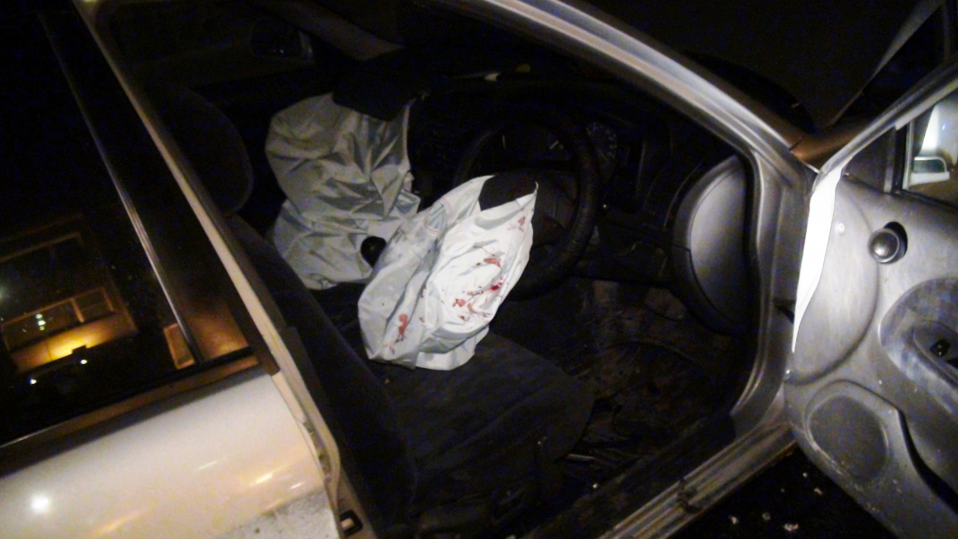 Нетрезвая дама чуть не убила своего ребенка в ДТП на Комсомольской