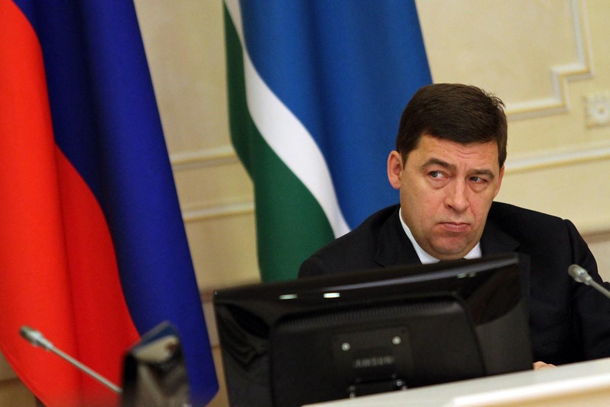 Куйвашев отказал городским депутатам, требовавшим денег на общественный транспорт