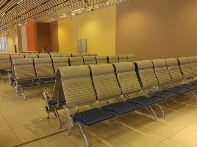 В Кольцово задержаны несколько внутренних рейсов