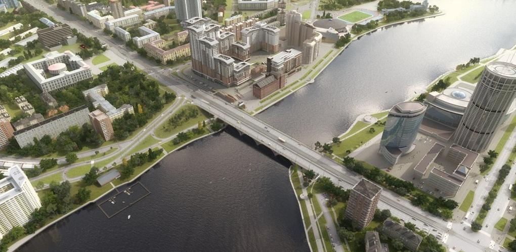 Реконструкция Макаровского моста начнется в июне. План перекрытий и организации движения машин и трамваев