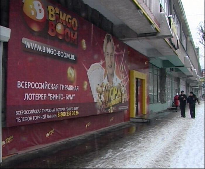 Лотерейный клуб на Малышева ограбил неизвестный в маске