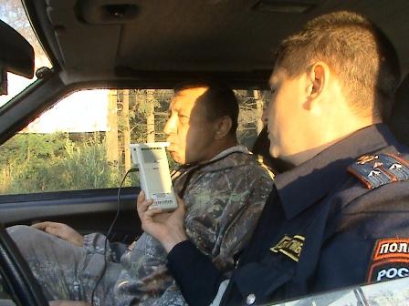 За утро екатеринбургские автоинспекторы поймали 21 пьяного водителя
