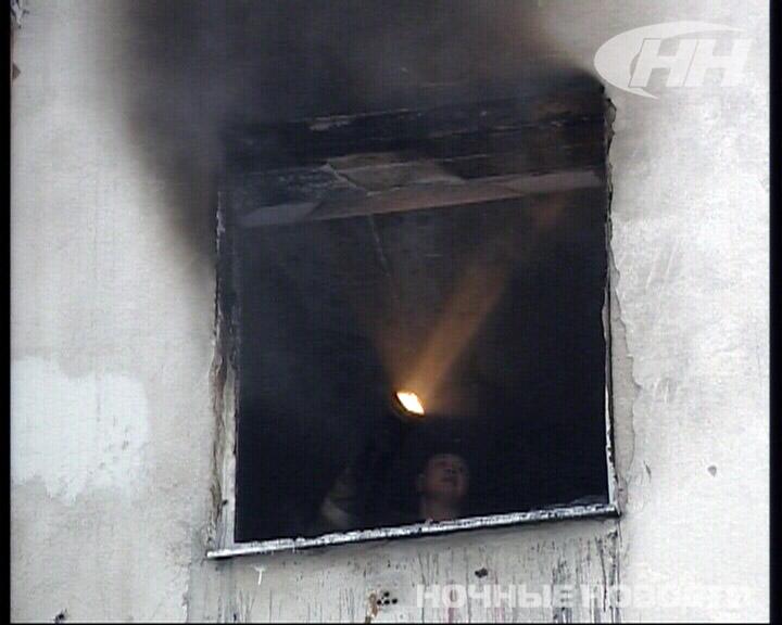 В Пионерском поселке наркоманы спалили квартиру
