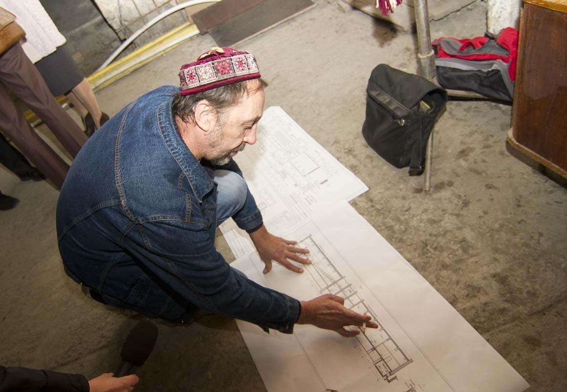 «Коляда-театр» переедет в новое здание после Нового года