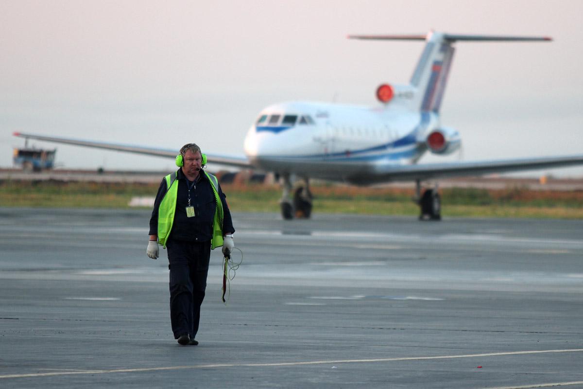 Из-за непогоды в Кольцово задерживается несколько рейсов