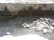 Центр Екатеринбурга залило канализационными стоками из-за СИЗО