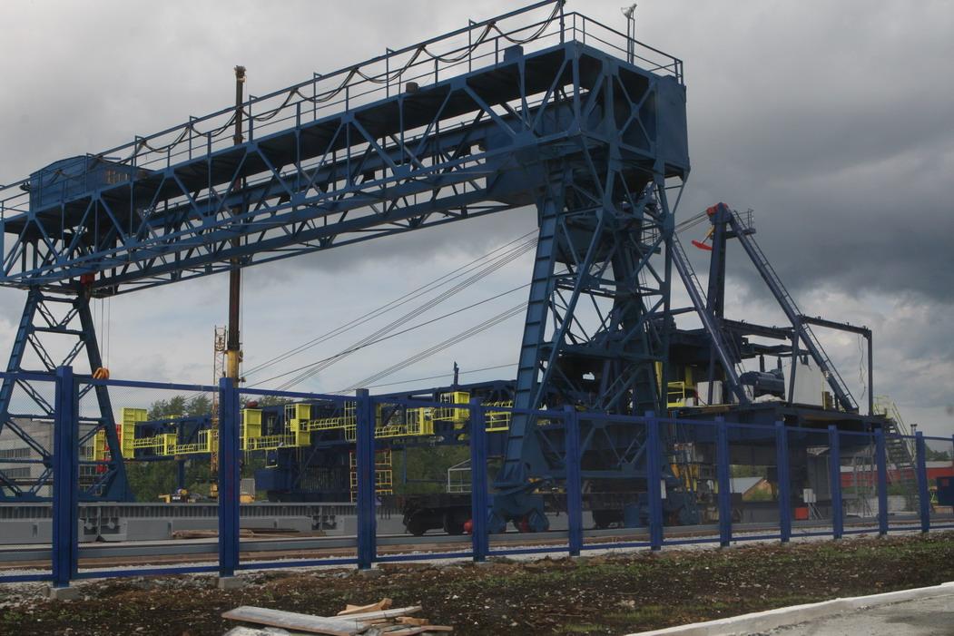 КРСУ найдет резидентов для индустриального парка «Уралмашзавода»