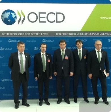 Россия презентовала в Париже проект екатеринбургского «Экспо-2020»