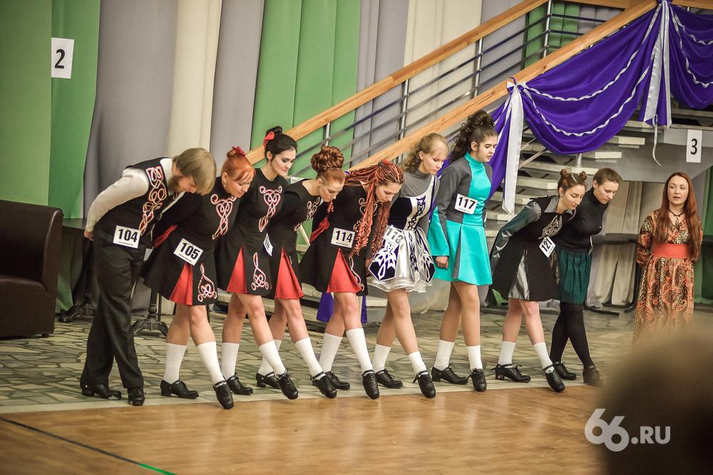 Сильные ноги и ирландская страсть: в Екатеринбурге прошли соревнования по «ривердэнсу»