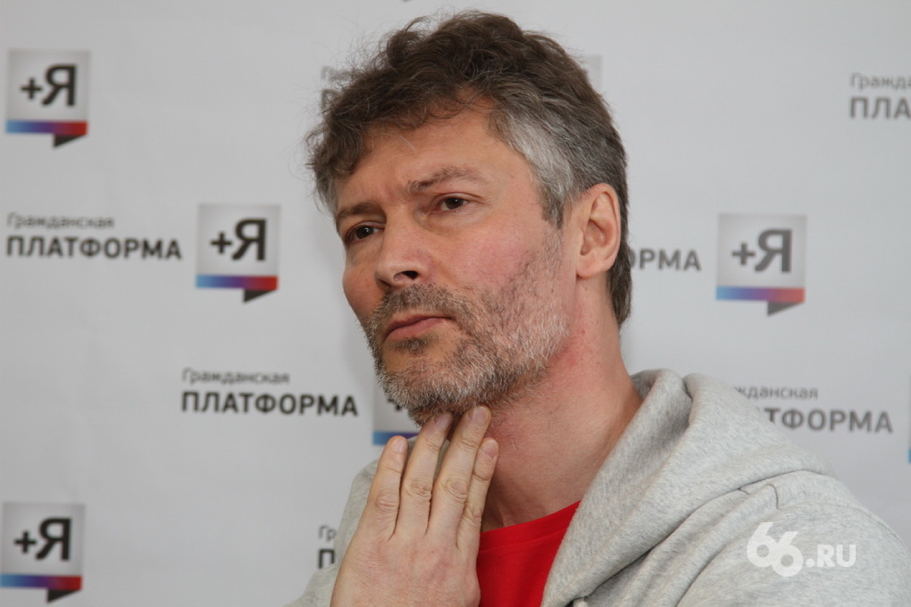 Ройзман-паровоз потащит в Гордуму Екатеринбурга защитника Сагры