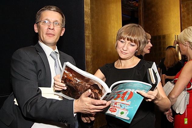 Света Ананас и капелла мальчиков. В Екатеринбурге выбирают самых прогрессивных знаменитостей