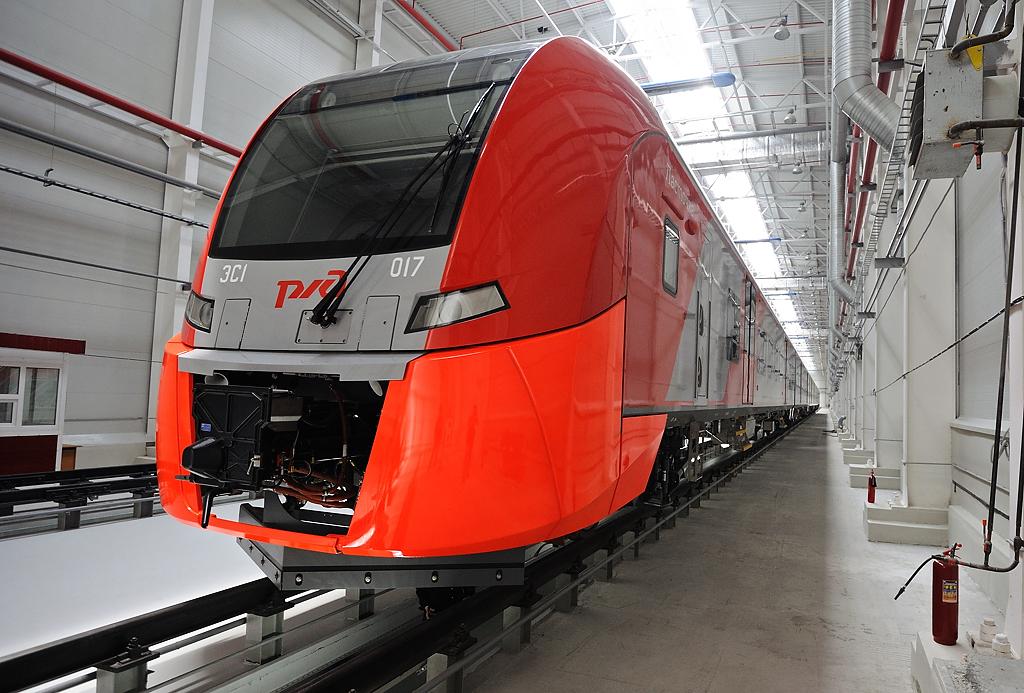 Чиновники предложили РЖД разорвать контракт с «Синарой» на поставку «Ласточек»