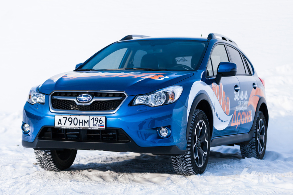 Как будто прежний: тестируем обновленный Subaru XV