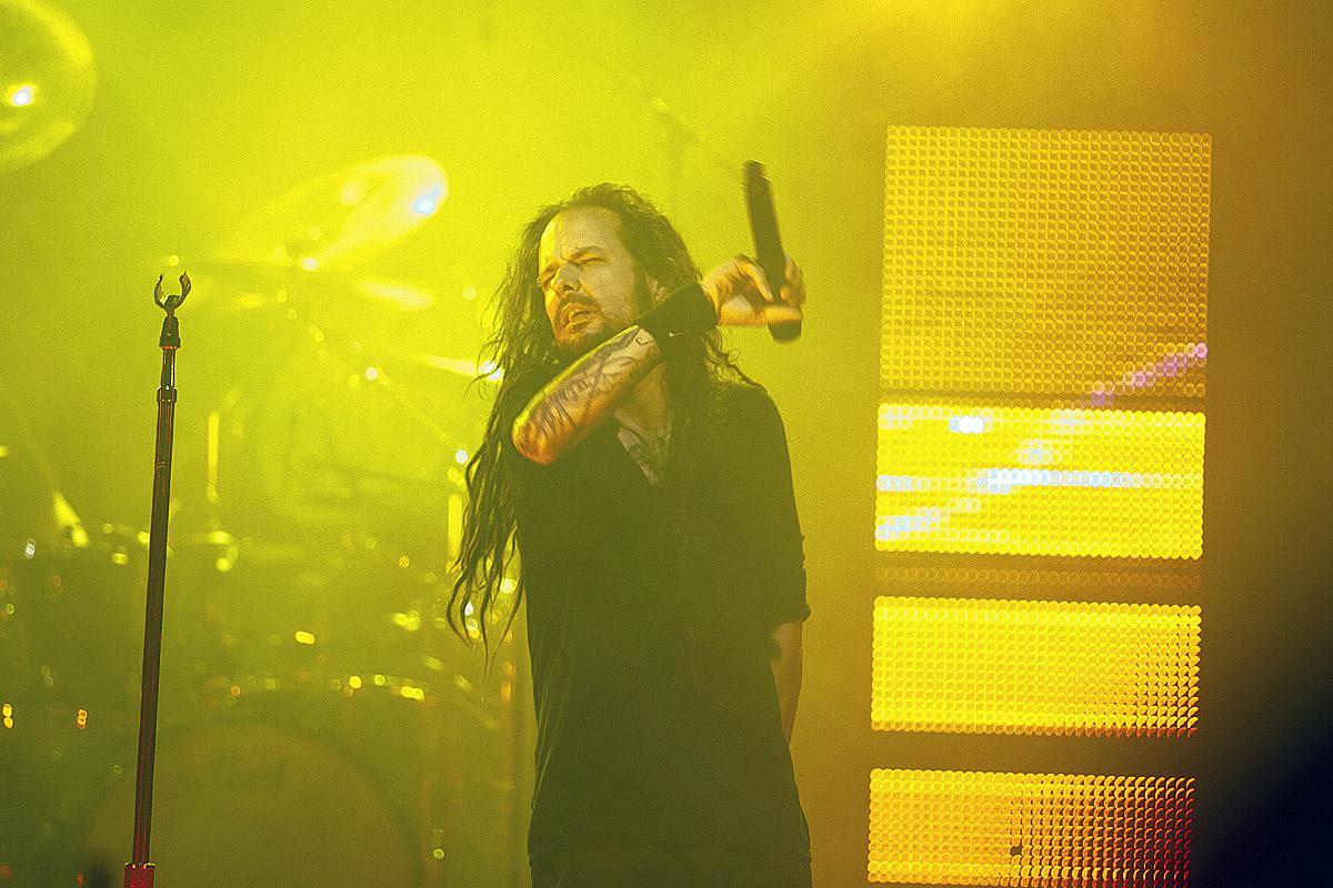 Korn в Екатеринбурге: останься в живых на танцполе