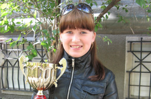 Стрелок из Екатеринбурга взяла бронзу на международном турнире в Мюнхене