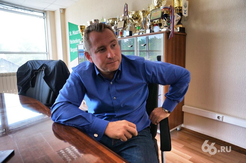 Вячеслав Брозовский: «Кто станет мэром Екатеринбурга — это на 99% решенный вопрос»