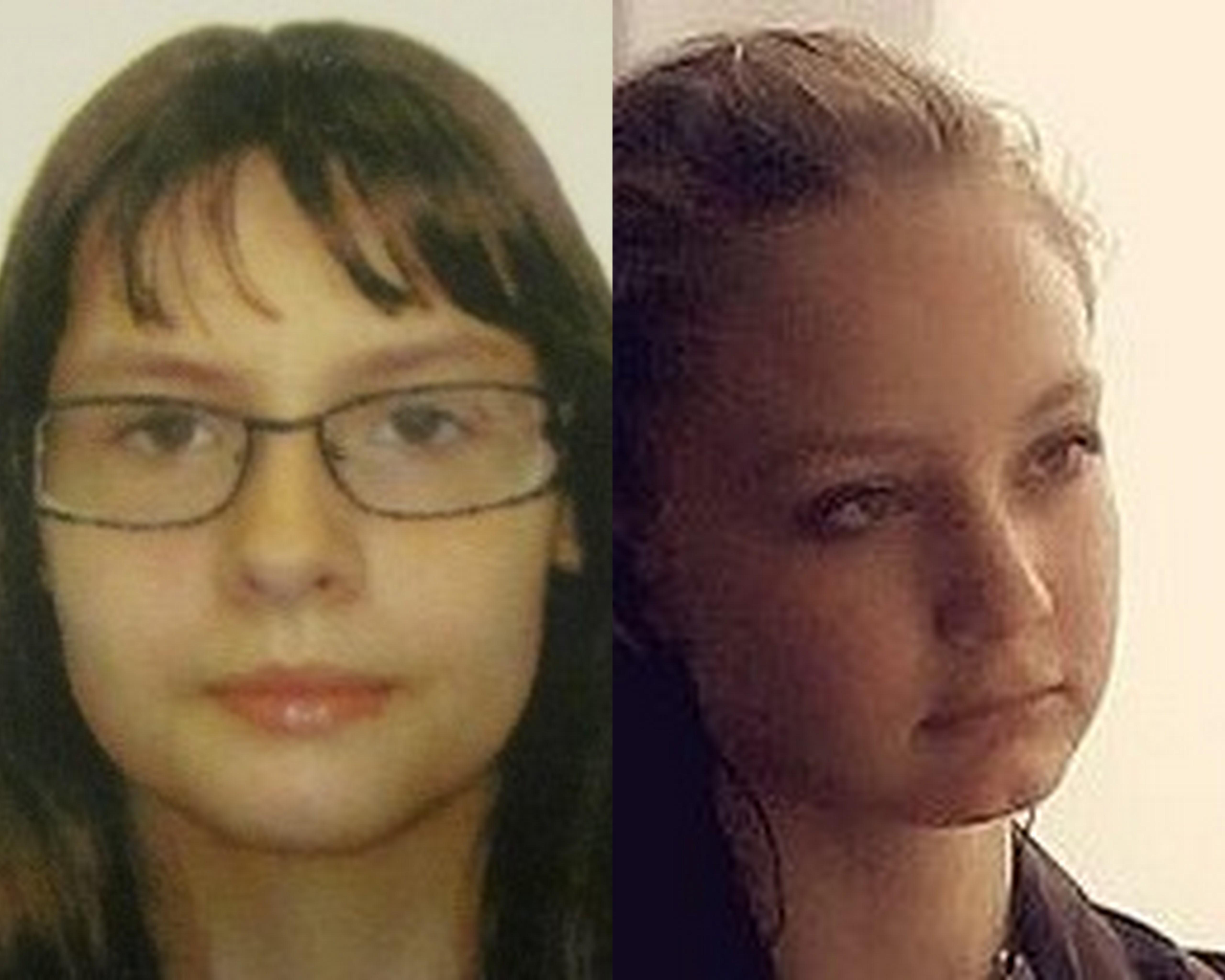 Розыск! В Екатеринбурге пропали две школьницы