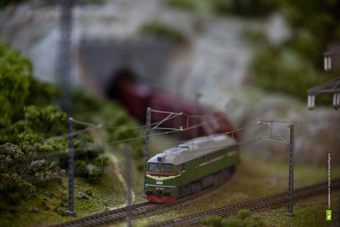 В музее СвЖД юных горожан научат строить поезда