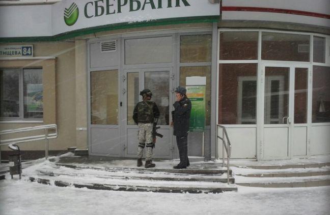 Грабители Сбербанка на Татищева оказались опытными рецидивистами