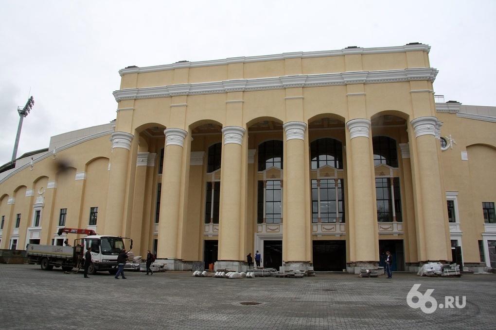 Центральный стадион выплатит подрядчику 73,5 млн рублей долга