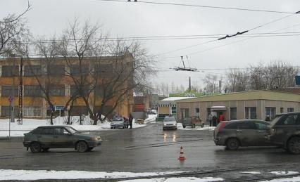 В Екатеринбурге женщина сломала ногу, упав в автобусе