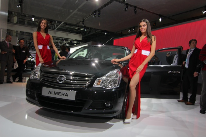 «АвтоВАЗ» запустит производство Nissan Almera до конца года
