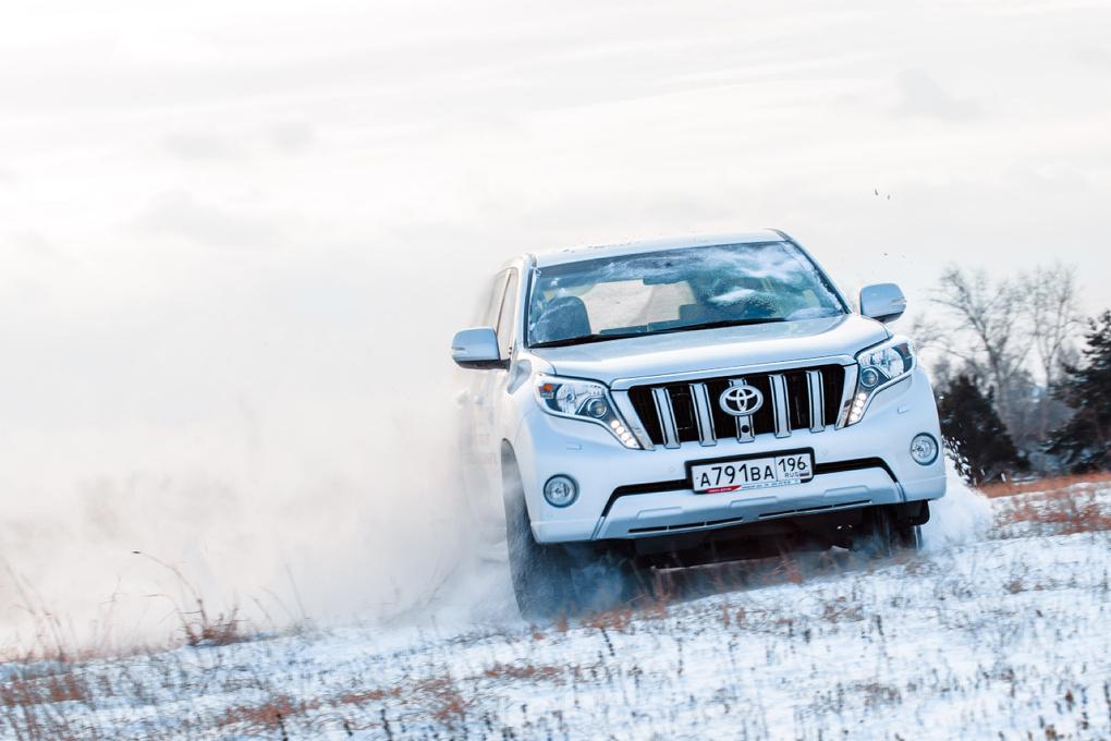 Про запас и на вырост: оцениваем Toyota LC Prado после рестайлинга
