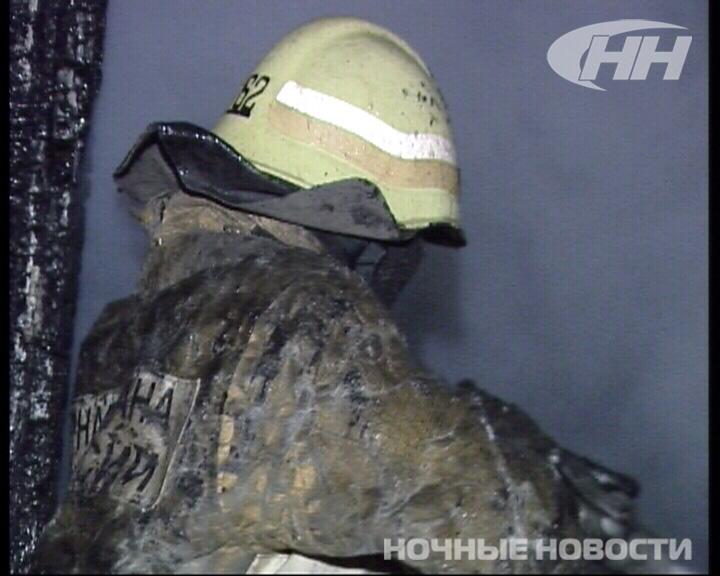 В пожаре в Березовском сгорел пятилетний ребенок